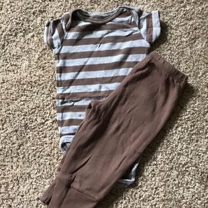 Carter's outfit for baby boy